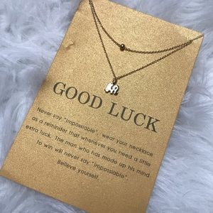Jewelry - Good Luck ✯ Layered Necklace
